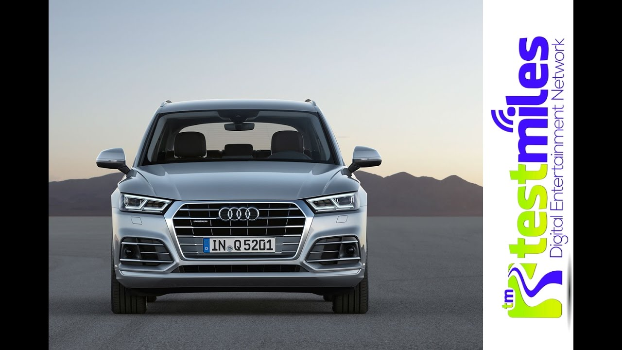 2018 Audi Q5 Best Compact Luxury SUV on the Marketnbsp