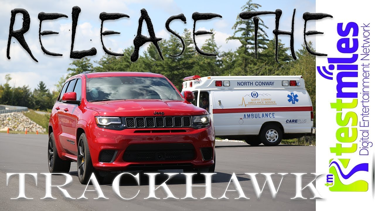 Jeep Trackhawk 060 in 34 sec in an SUVnbsp