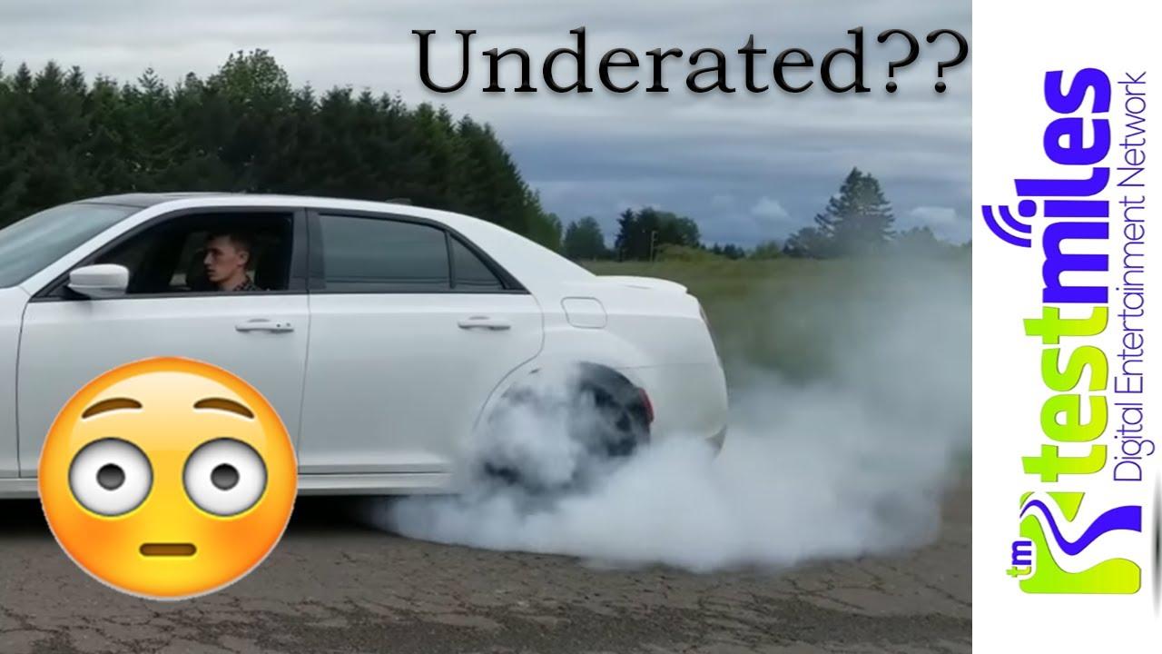 2017 Chrysler 300s 57L Hemi Shred all Tiresnbsp