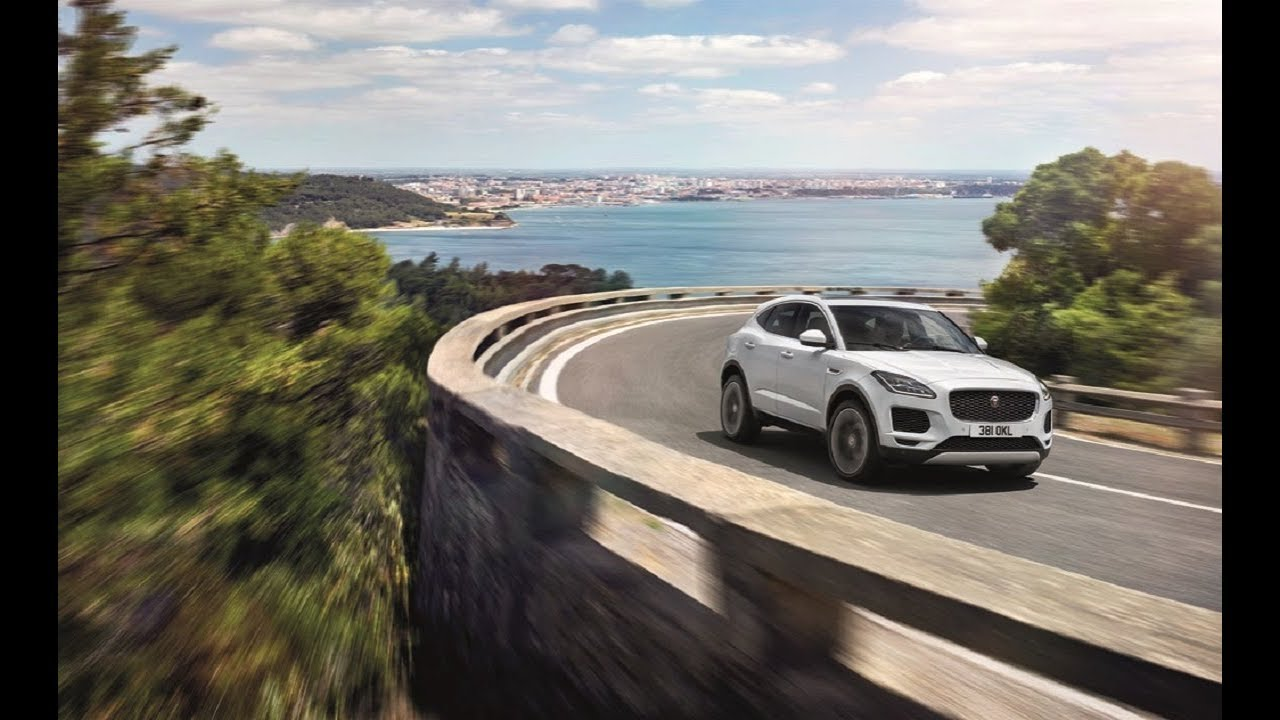 First Drive 2019 Jaguar EPacenbsp