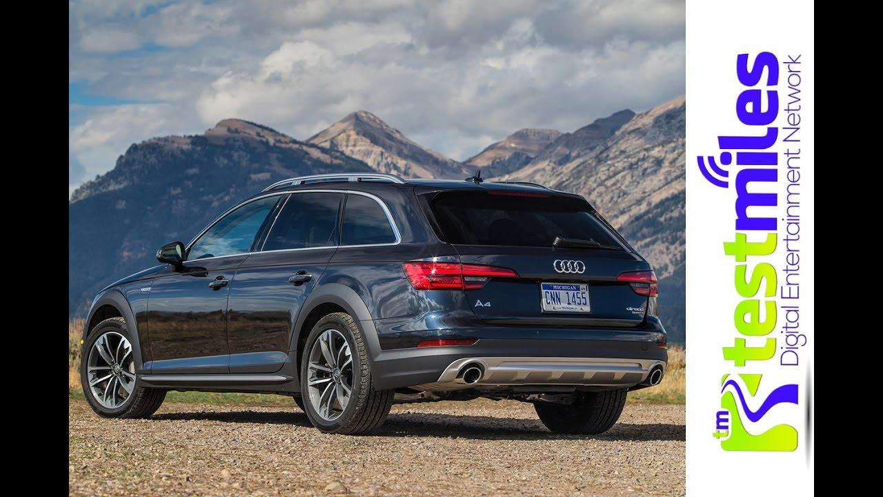 2017 Audi Allroad First Drivenbsp