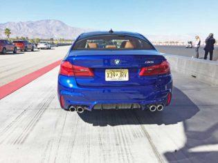BMW-M5-Tail