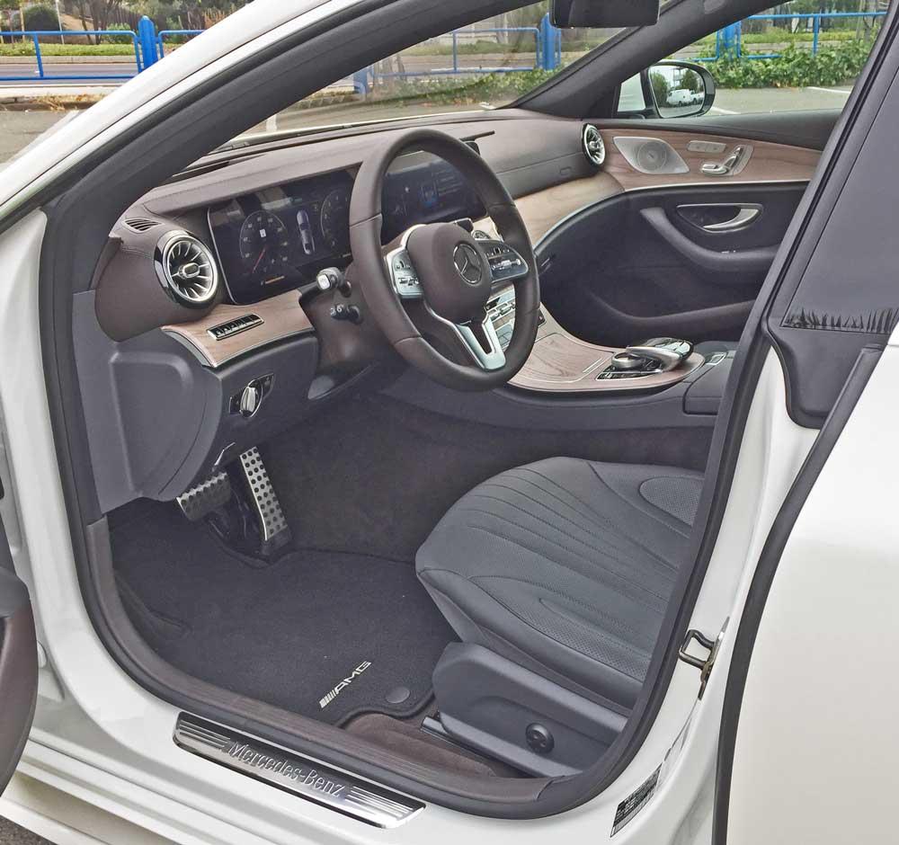 2019 Mercedes-Benz CLS 450 4MATIC Test Drive
