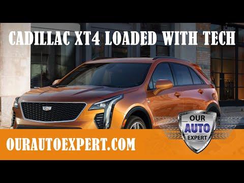 First Drive the 2019 Cadillac XT4nbsp