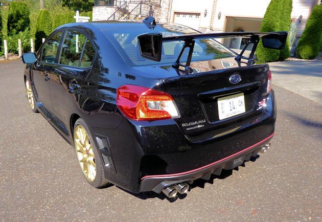 Subaru WRX STi RA Test Drive | Our Auto Expert