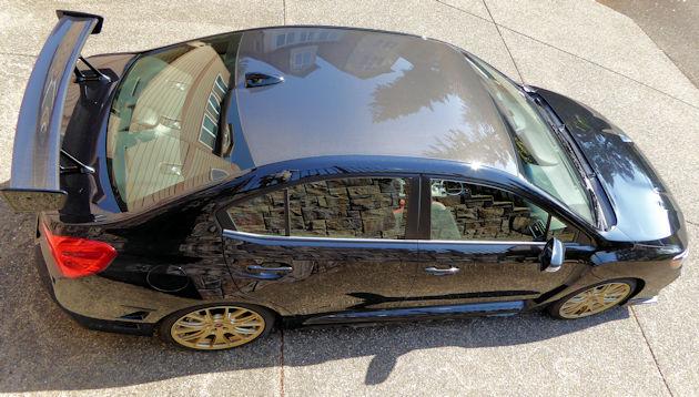 Subaru WRX STi RA Test Drive