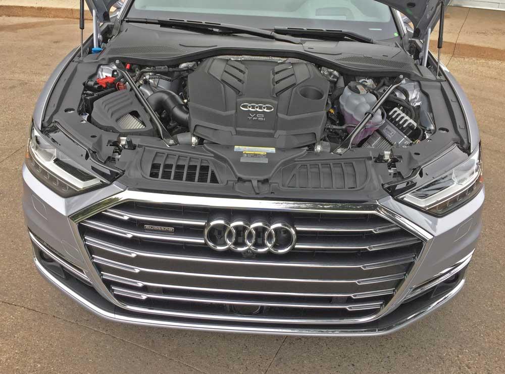 Audi A L Eng on Audi A8 Executive Rear Seating