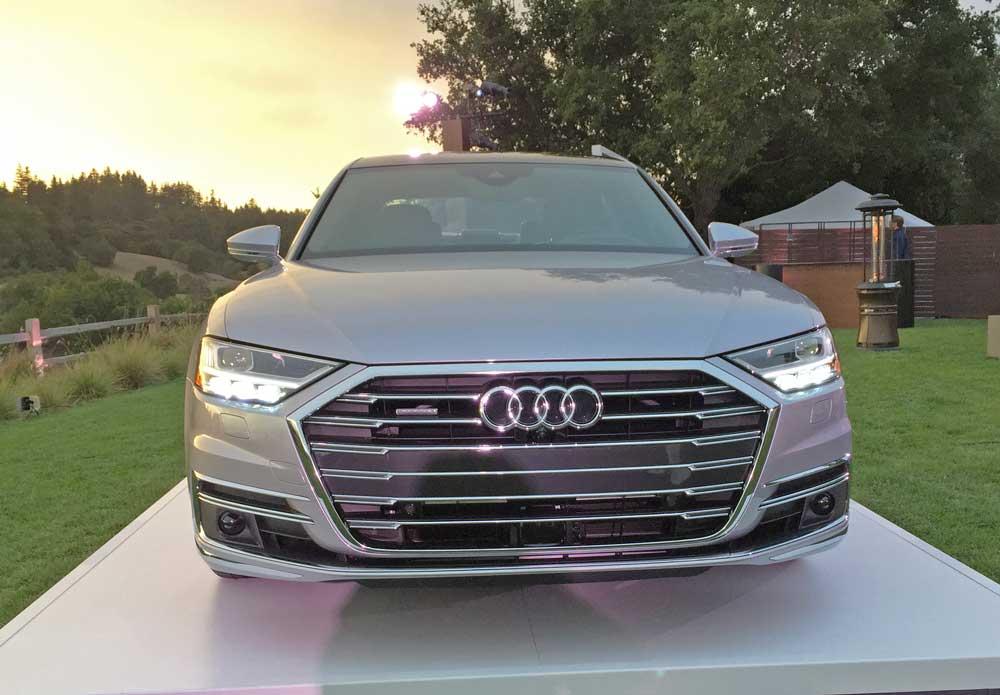 Audi-A8-L-Nose