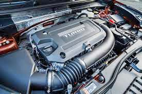 Cadillac XT4 Eng