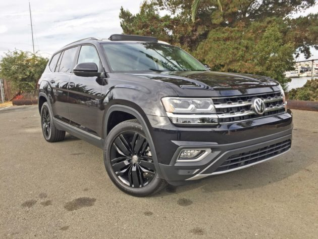 VW Atlas RSF