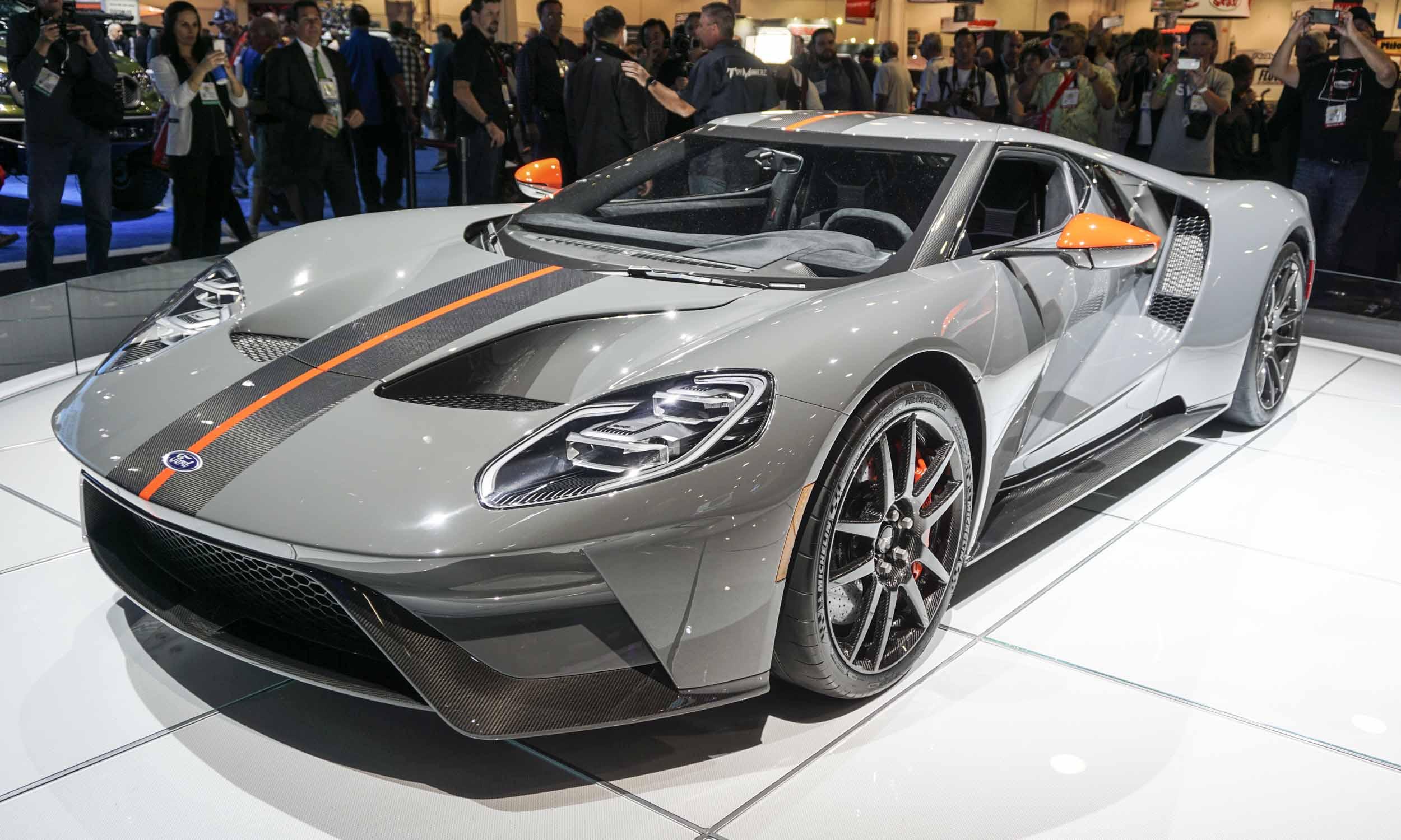 2018 SEMA Show 2019 Ford GT Carbon Seriesnbsp