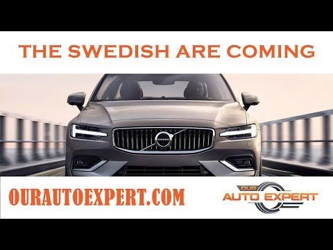 Volvo S60 V60 First Drive 2019 Volvo S60nbsp