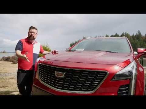 2019 Cadillac XT4 First Looknbsp