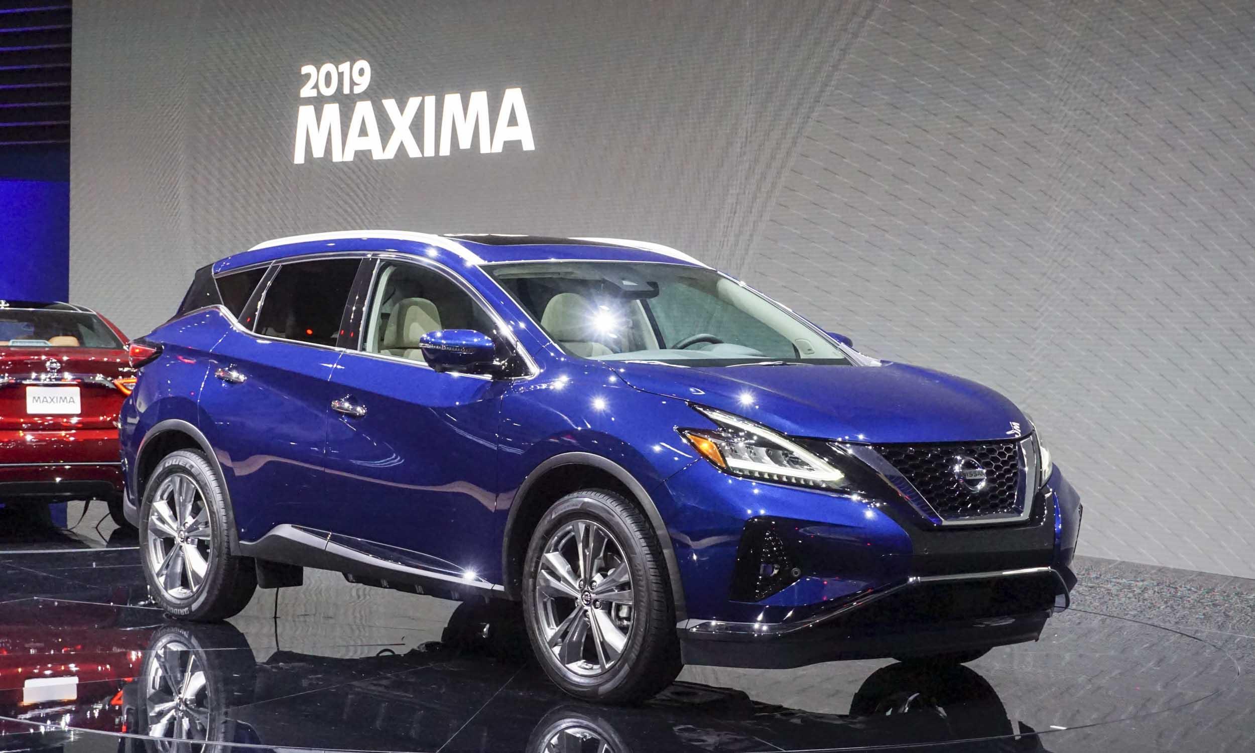 2018 L.A. Auto Show: 2019 Nissan Murano