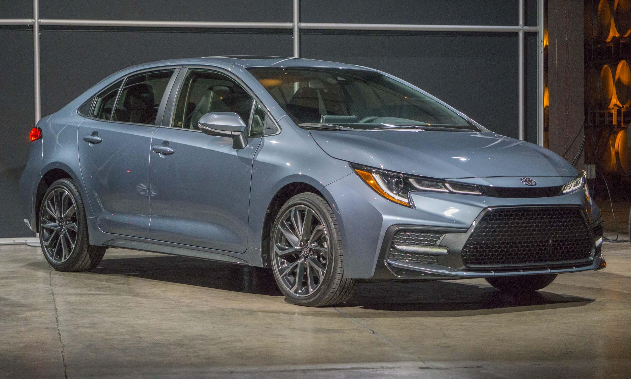 2020 Toyota Corolla First Looknbsp