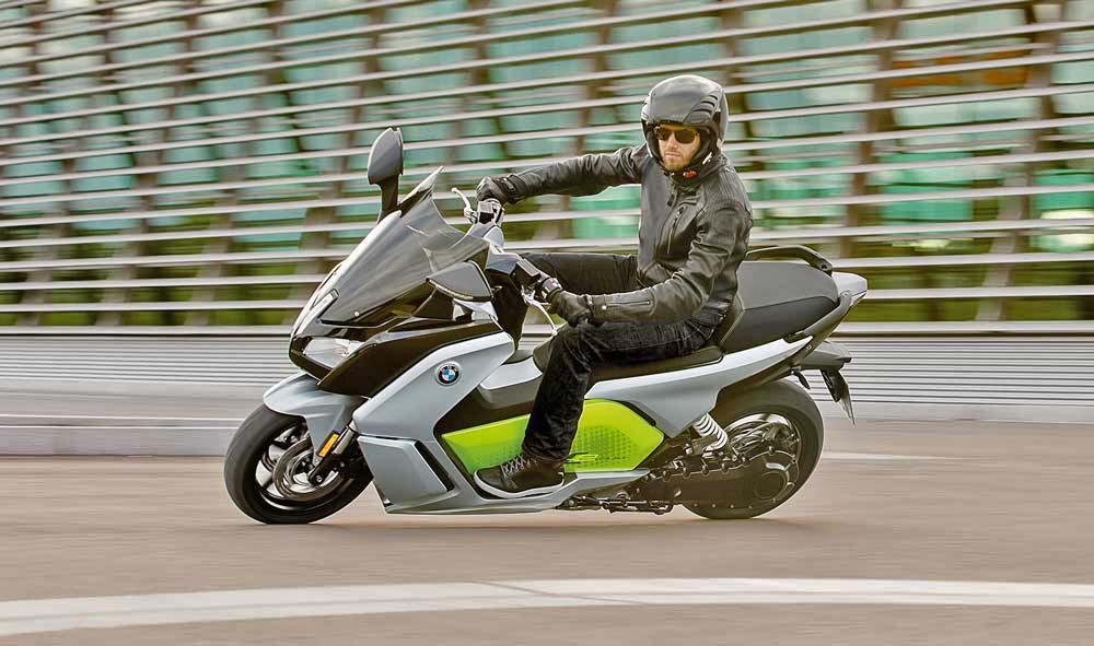 BMW-C-evolution-rider