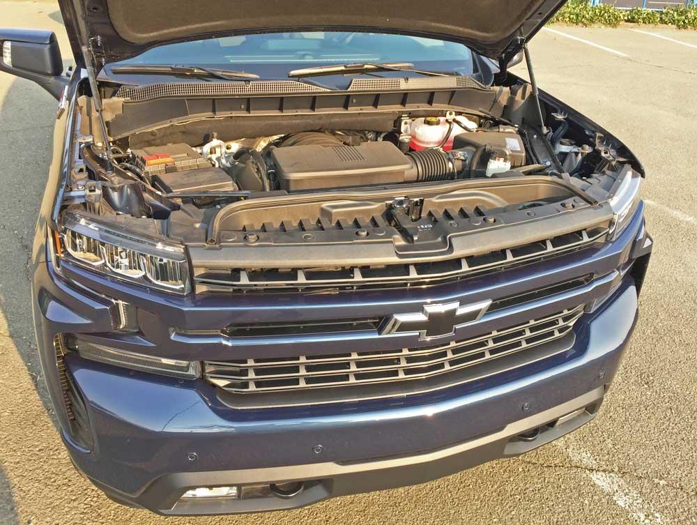 2019 Chevrolet Silverado RST Crew Cab Test Drive ...