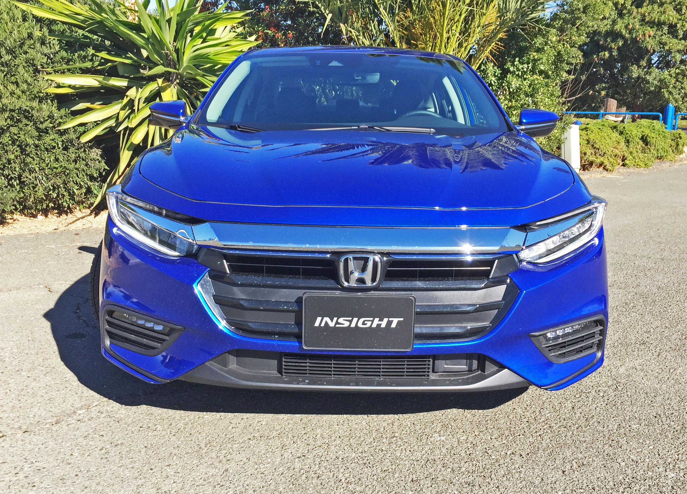 2019 Honda Insight Hybrid Touring Test Drivenbsp