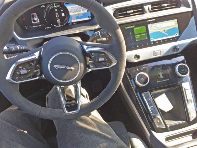 Jaguar i-Pace HSE Cntrls