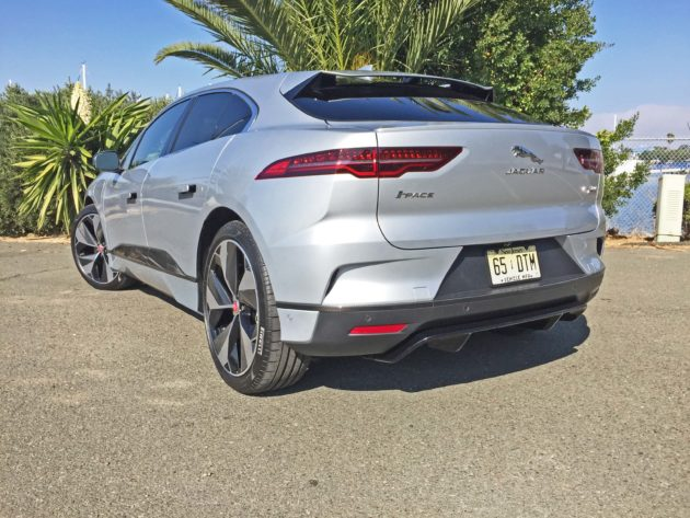 Jaguar i-Pace HSE LSR