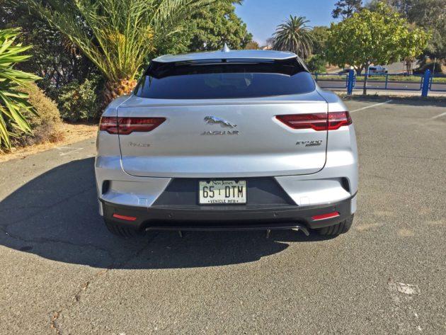Jaguar i-Pace HSE Tail