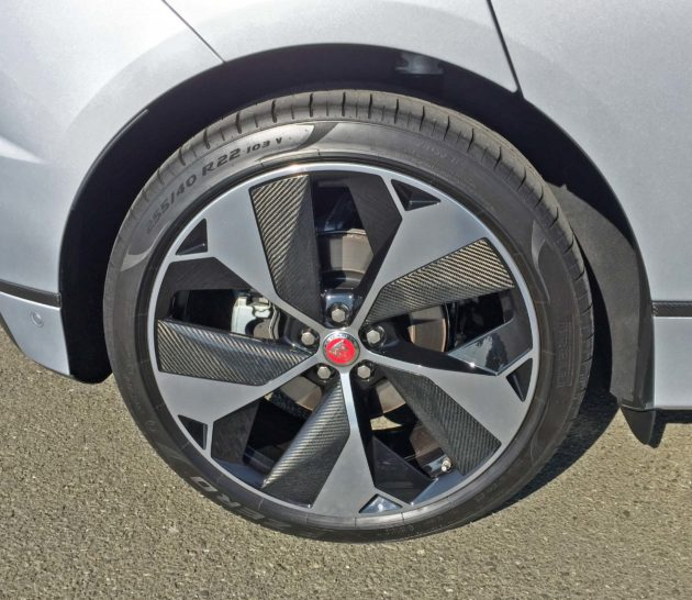 Jaguar i-Pace HSE Whl