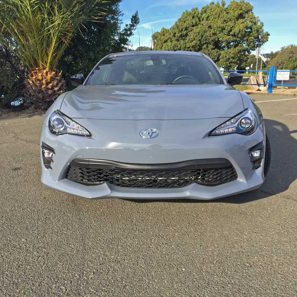 Toyota-86-GT-Nose