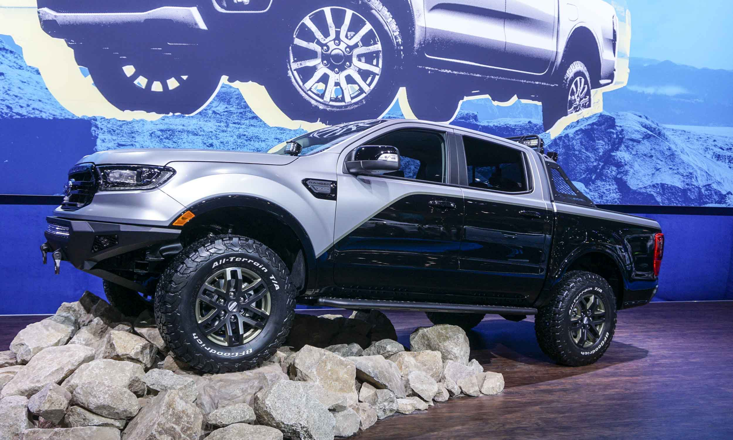 2018 SEMA Show Ford Customsnbsp
