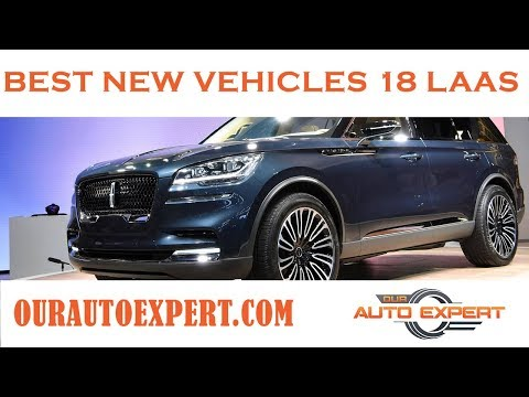 Best New Vehicles from Day 2 of the 2018 LAAS Los Angeles Auto Shownbsp