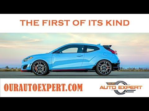 Hyundai Veloster N Hyundai Veloster N The First of its kindnbsp