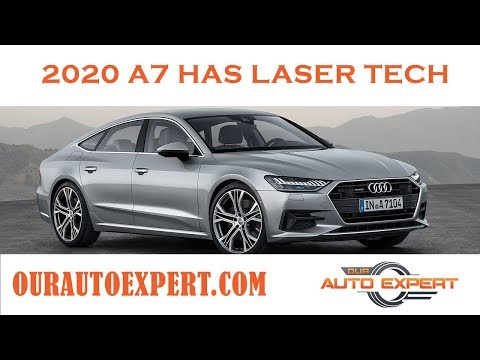 2020 Audi A7 has tech you cant use in the USAnbsp
