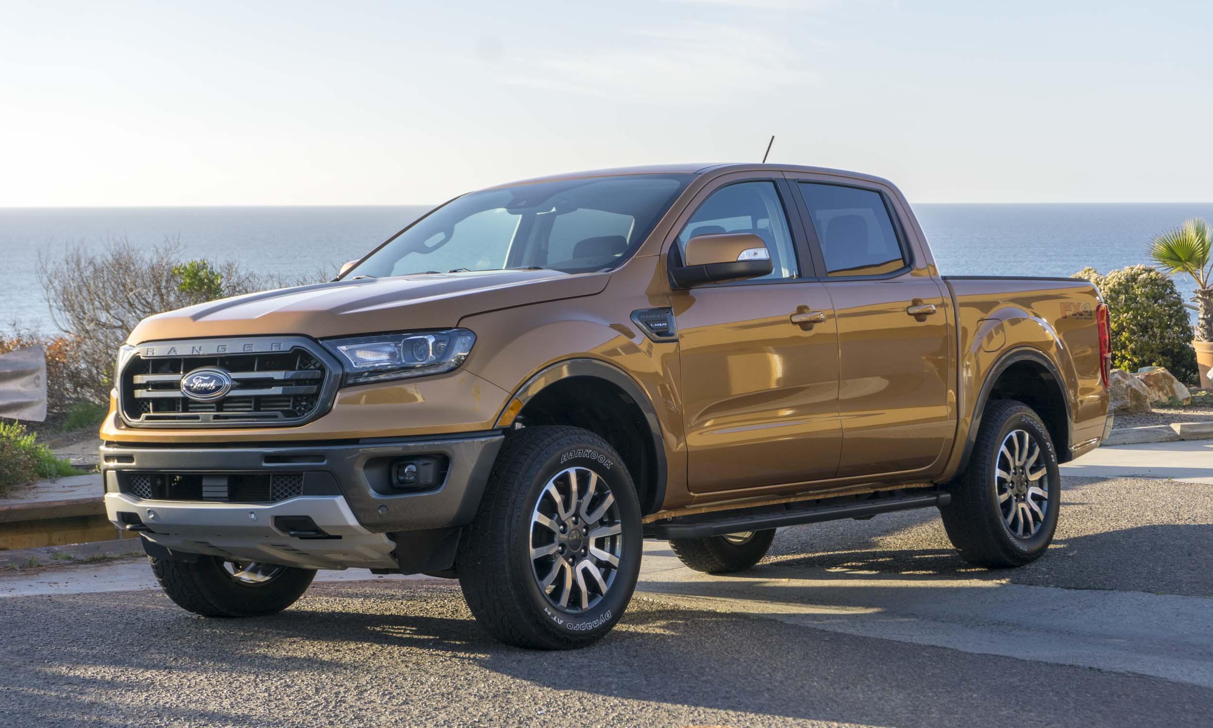 2019 Ford Ranger First Drive Reviewnbsp