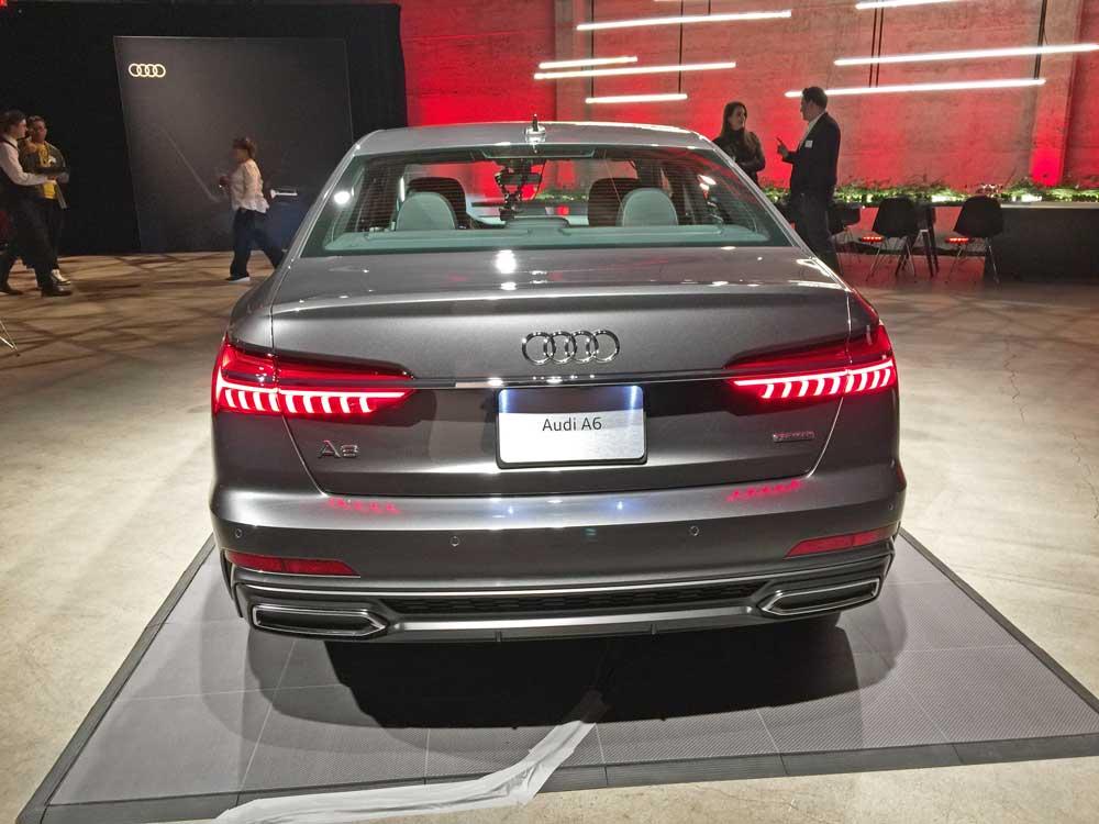 Audi-A6-3.0-Prestige-Tail