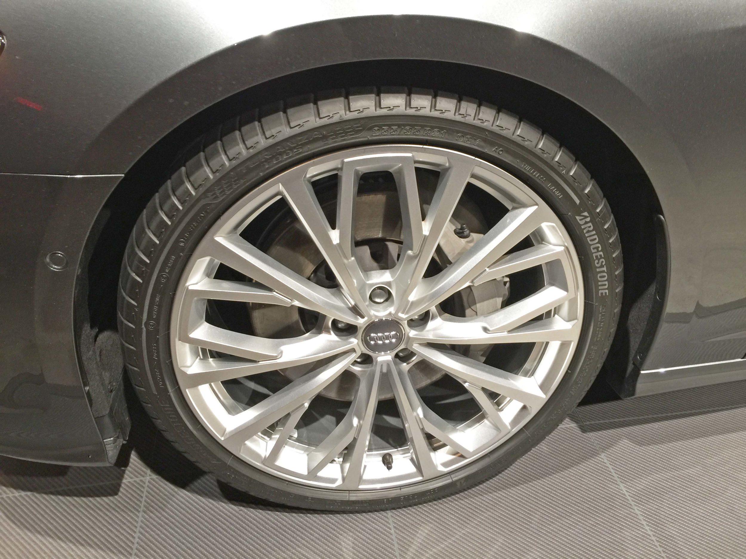 Audi A6 3.0 Whl