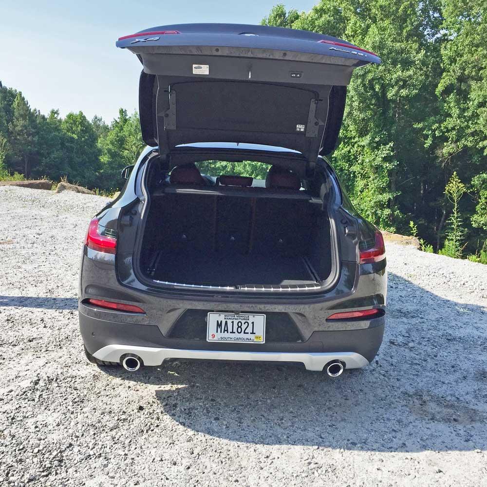 2019 BMW X4 XDrive 30i Test Drive