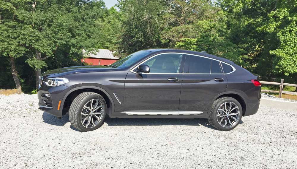 2019 BMW X4 xDrive 30i Test Drive