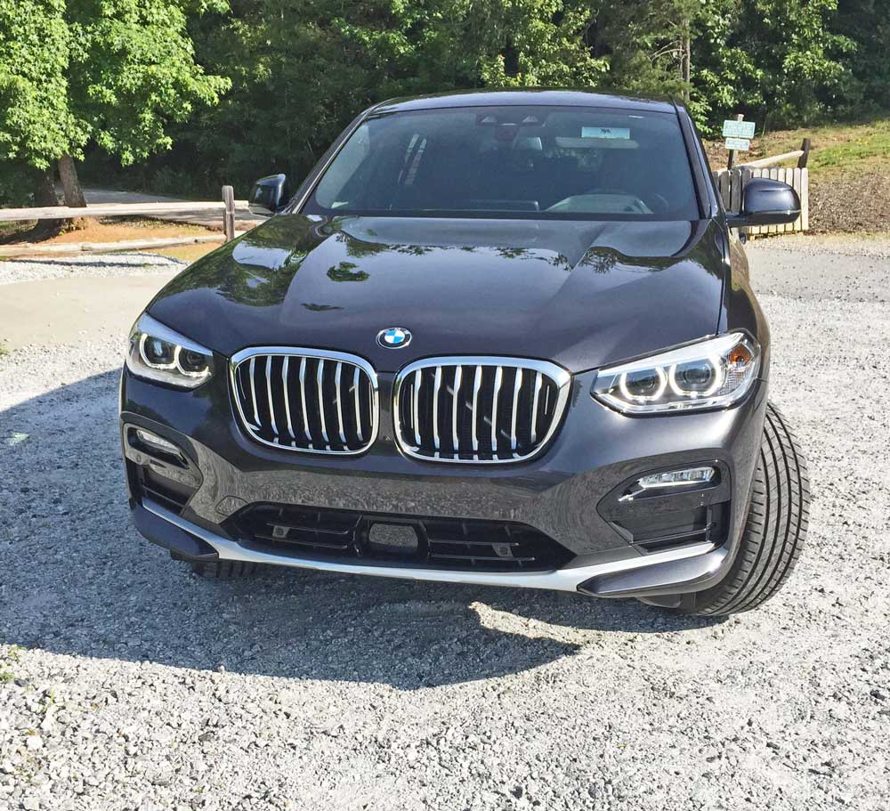 BMW-X4-xDrive-30i-Nose