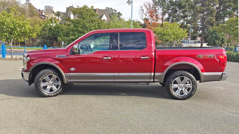 2018 Ford F-150 King Ranch SuperCrew 4×4 Test Drive