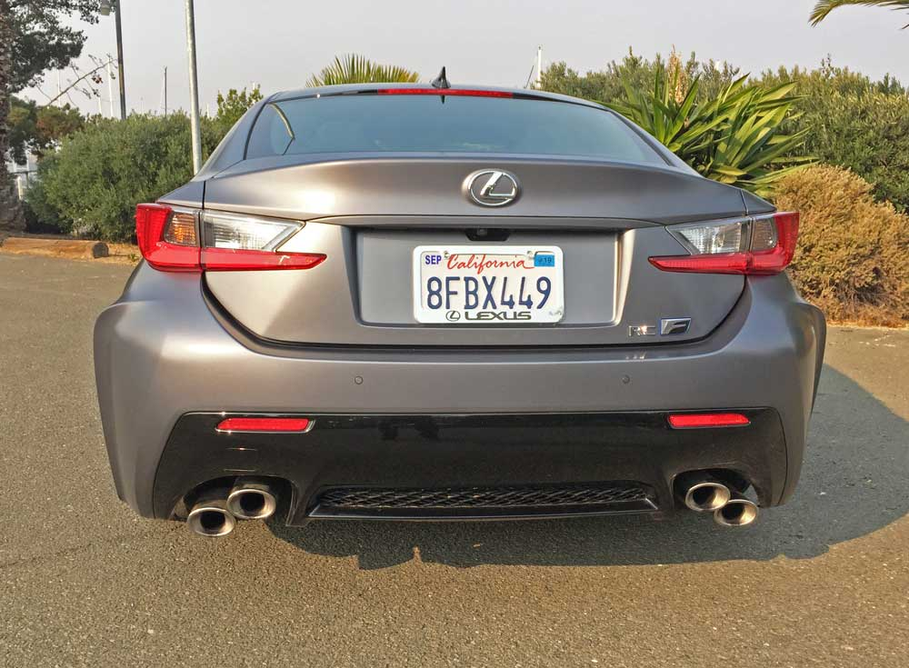 Lexus-RC-f-10th-Ann-Ed-Tail