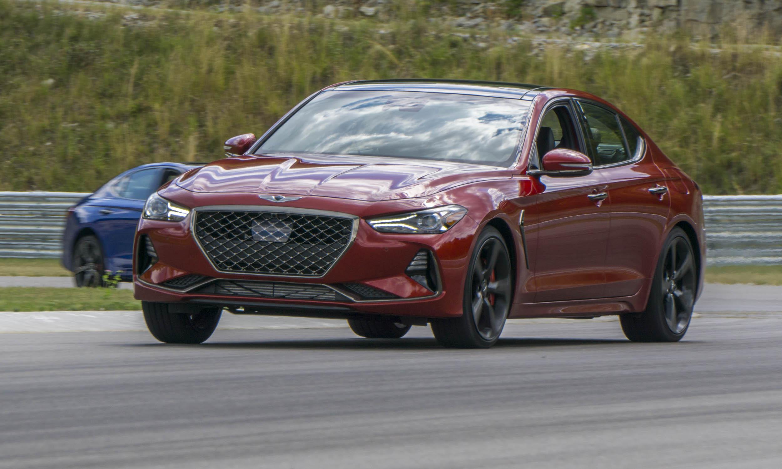 Genesis G70 Wins 2019 North American Car of the Yearnbsp
