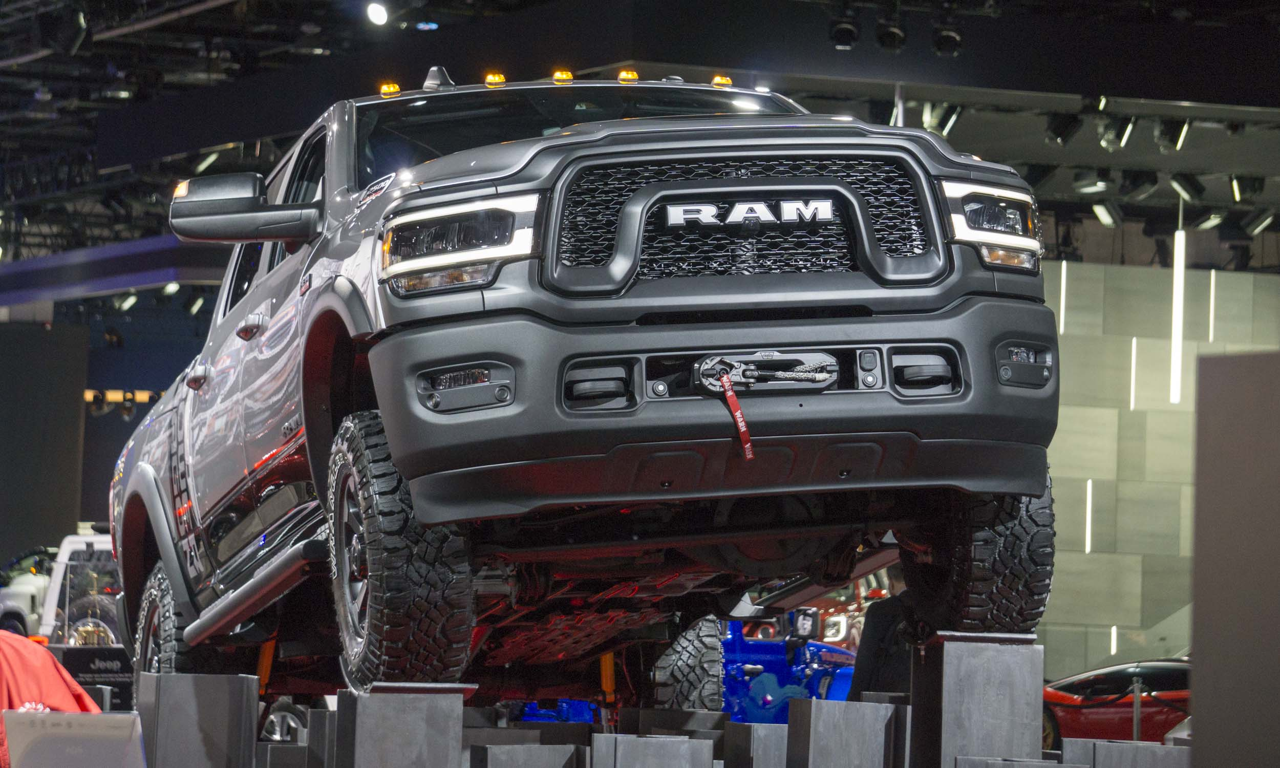 2019 Detroit Auto Show: New Trucks and SUVs