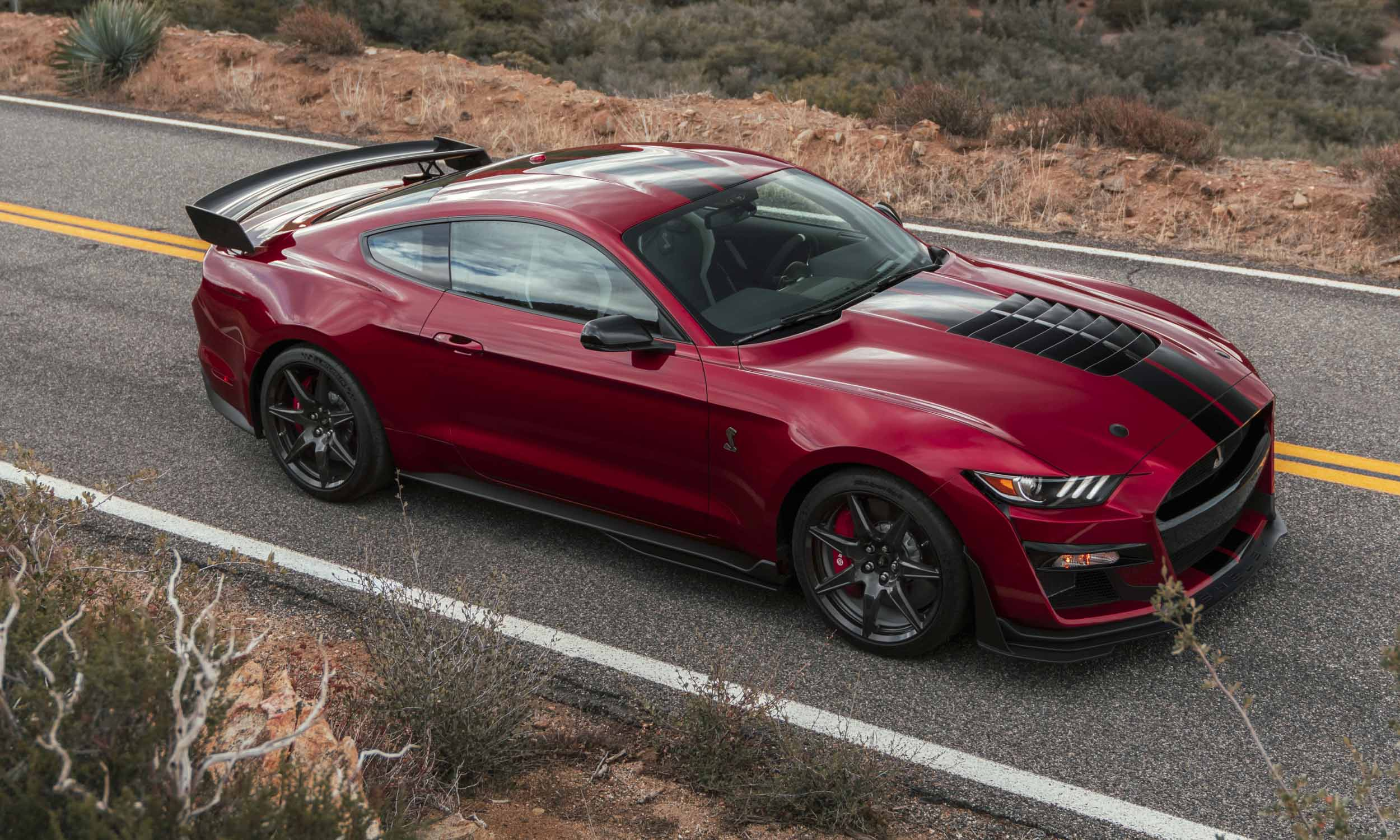 2019 Detroit Auto Show: 2020 Ford Shelby GT500 | Our Auto Expert