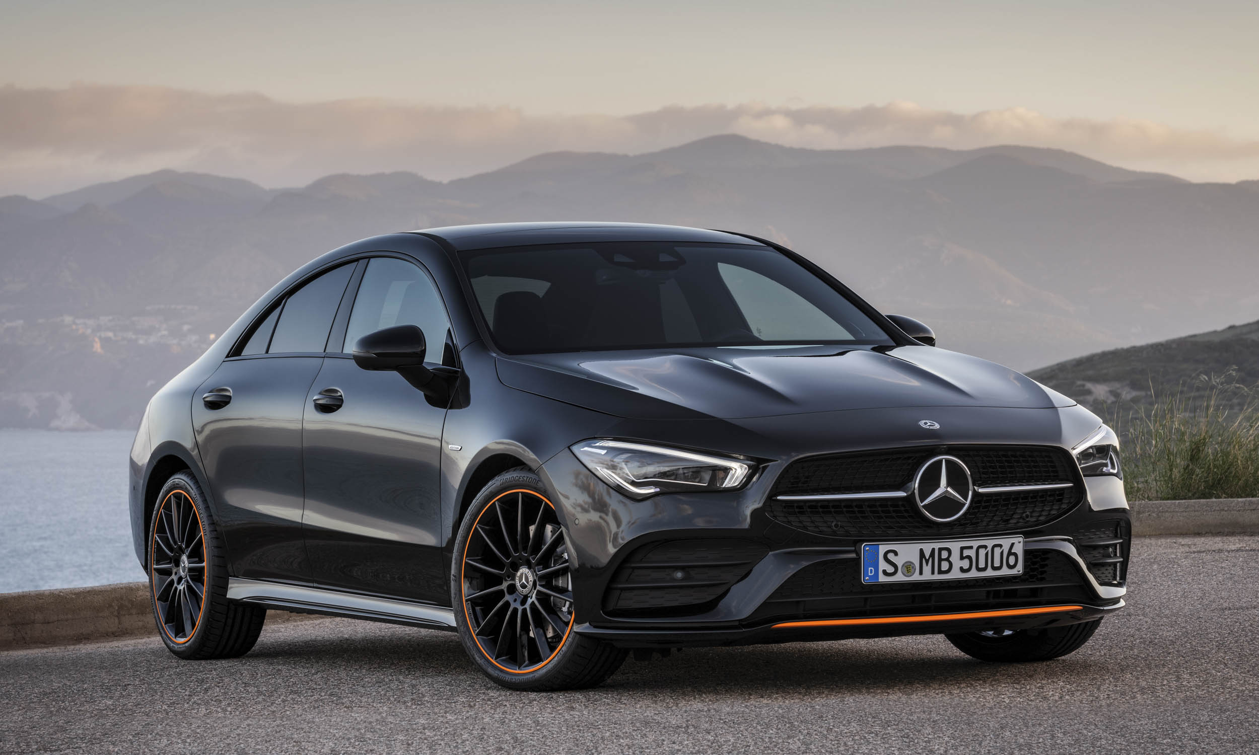 2020 MercedesBenz CLA First Looknbsp
