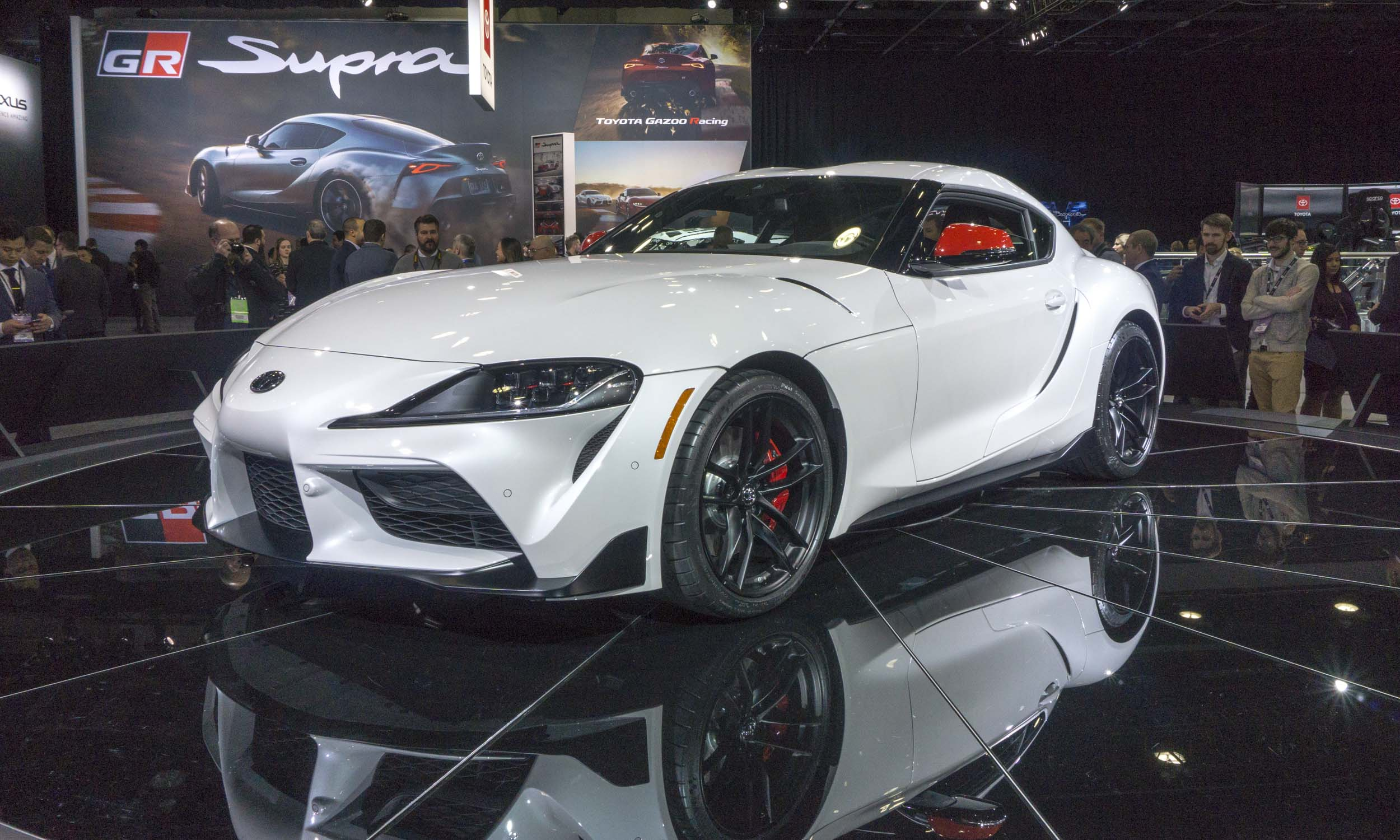 2019 Detroit Auto Show: Luxury & Performance Cars