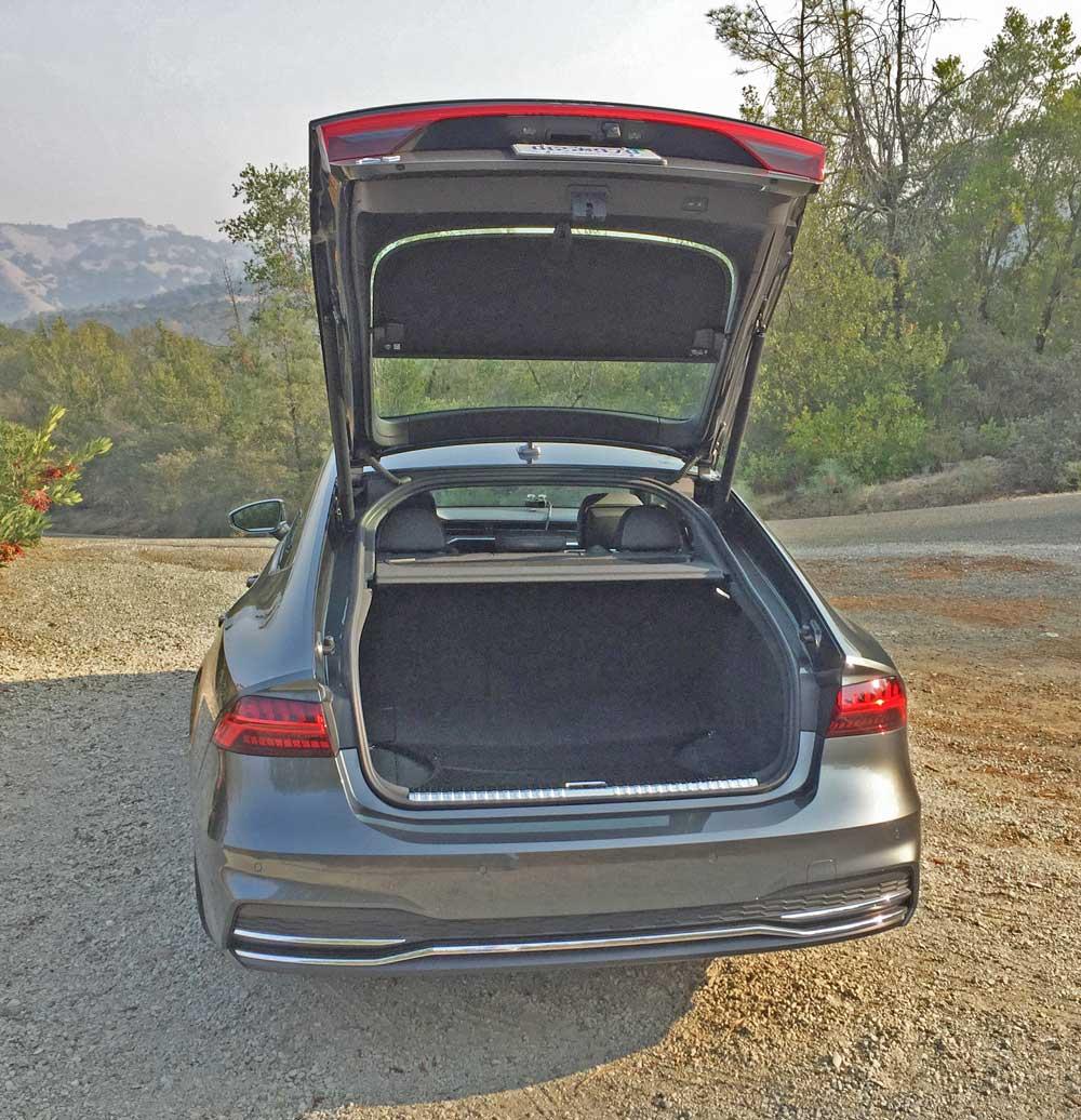 2019 Audi A7 3.0 TFSI Quattro Test Drive