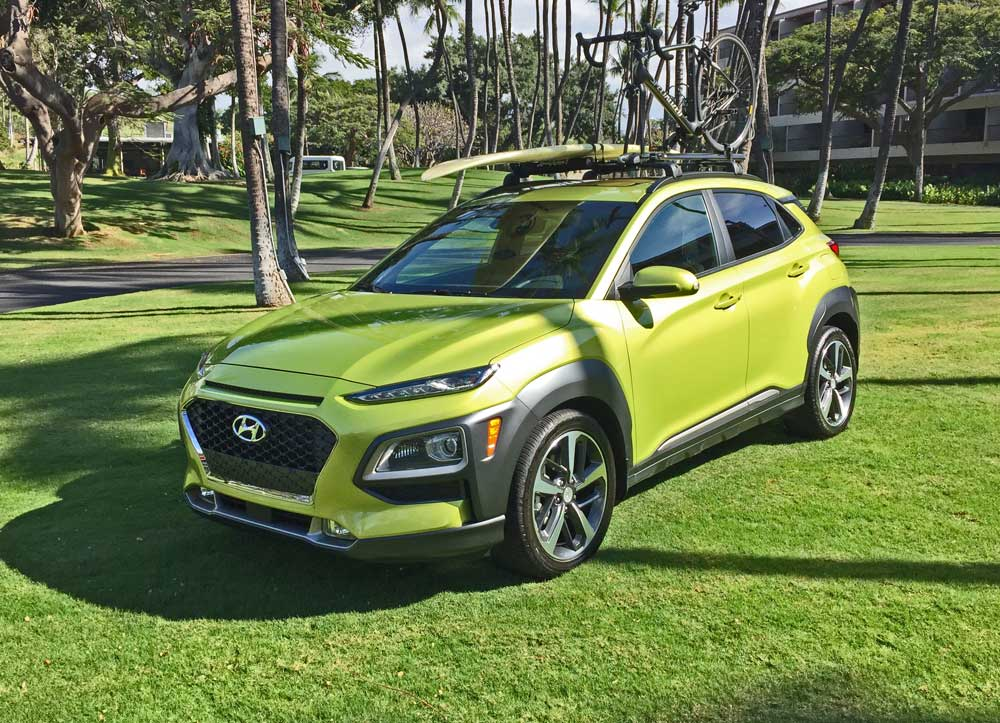 2019 Hyundai Kona Ultimate Test Drive