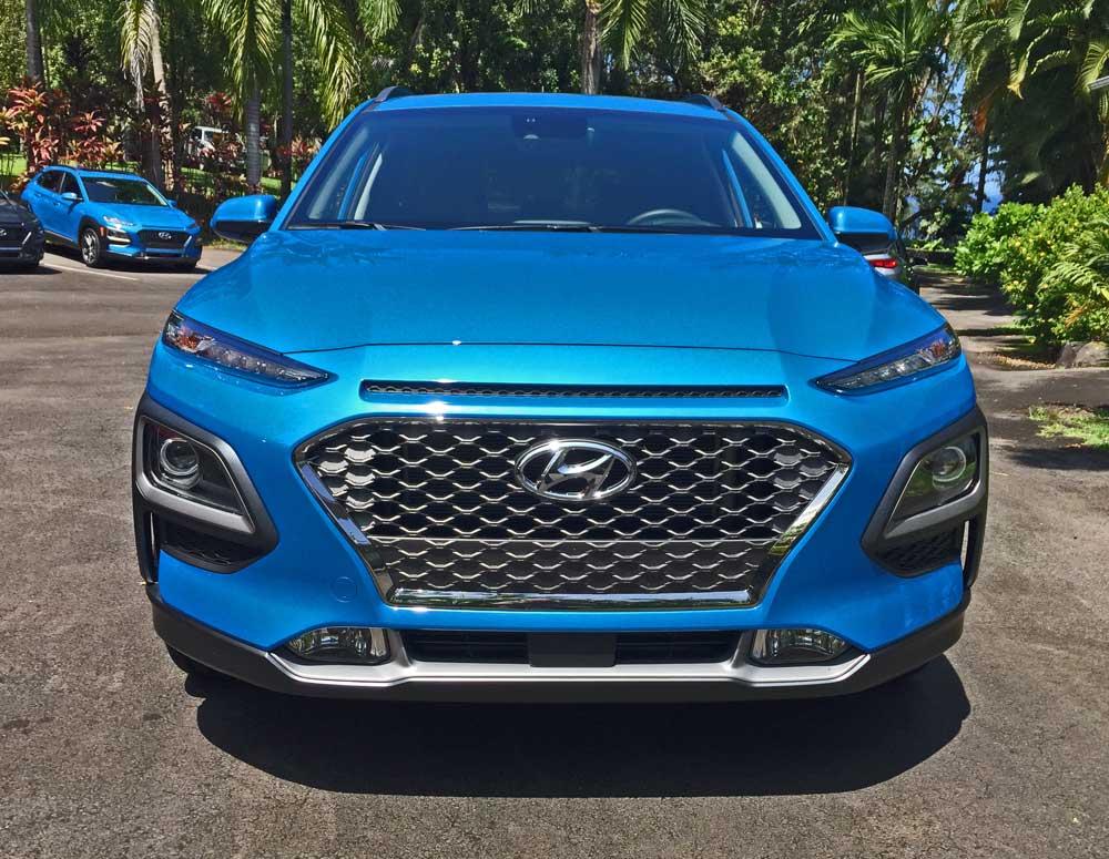 Hyundai-Kona-Nose