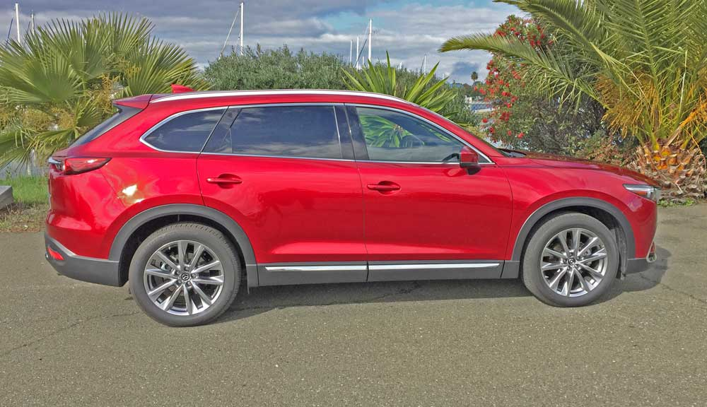 2019 Mazda CX-9 Grand Touring AWD Test Drive