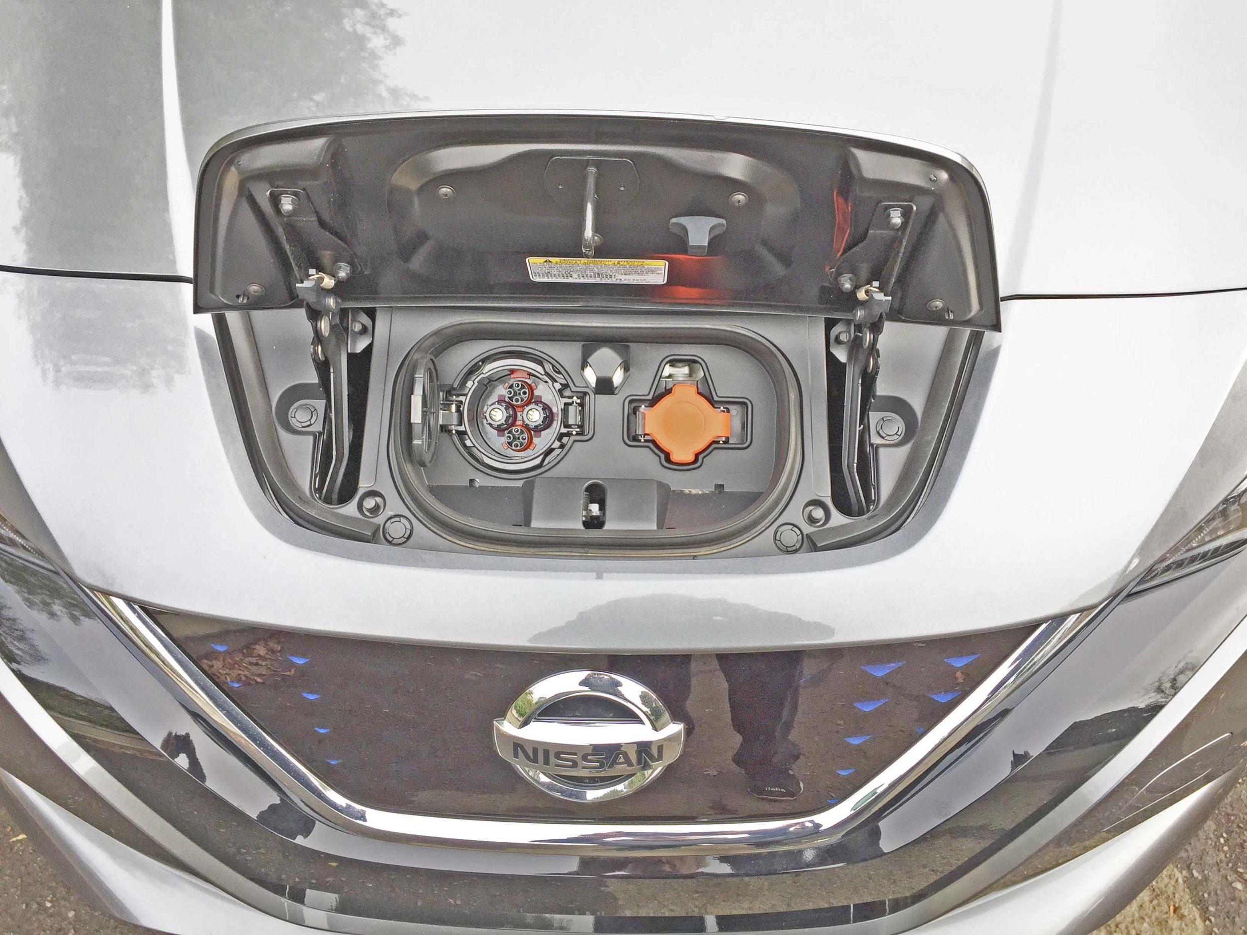 Nissan Leaf SL Chg Prt