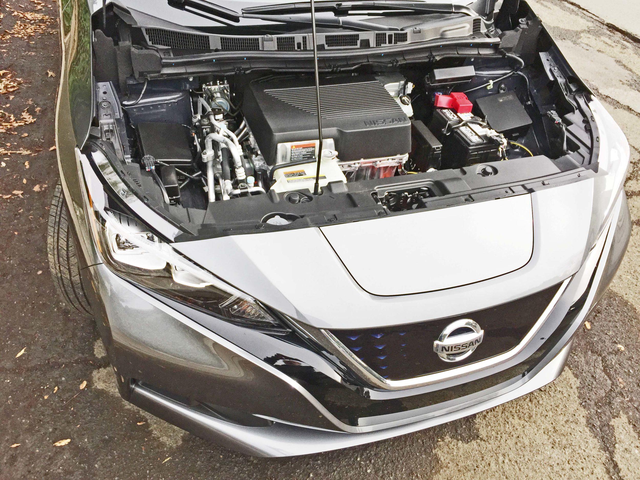 Nissan Leaf SL Eng